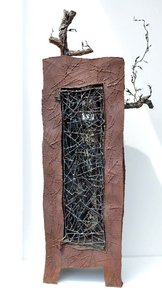 """Kraft des Lebens"", Kunstmöbel"