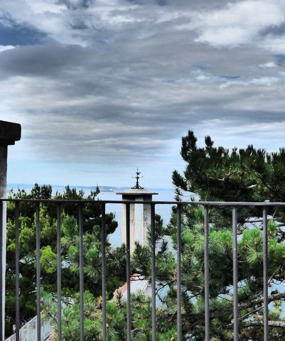 Blick Hotel Riviera & Maximilian'S Triest