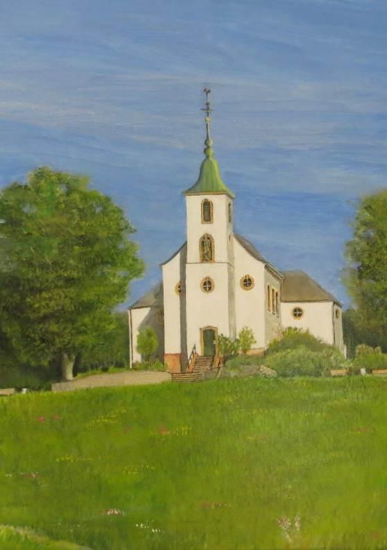 Michaelskapelle bei Obergrombach