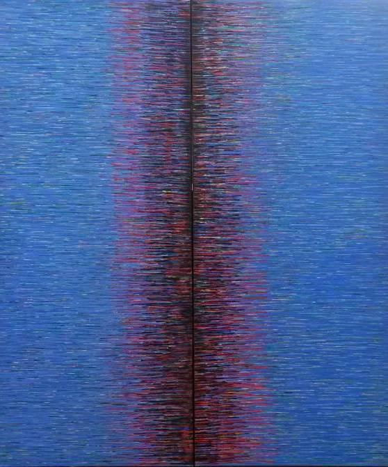 nr.599 ein quantum blau