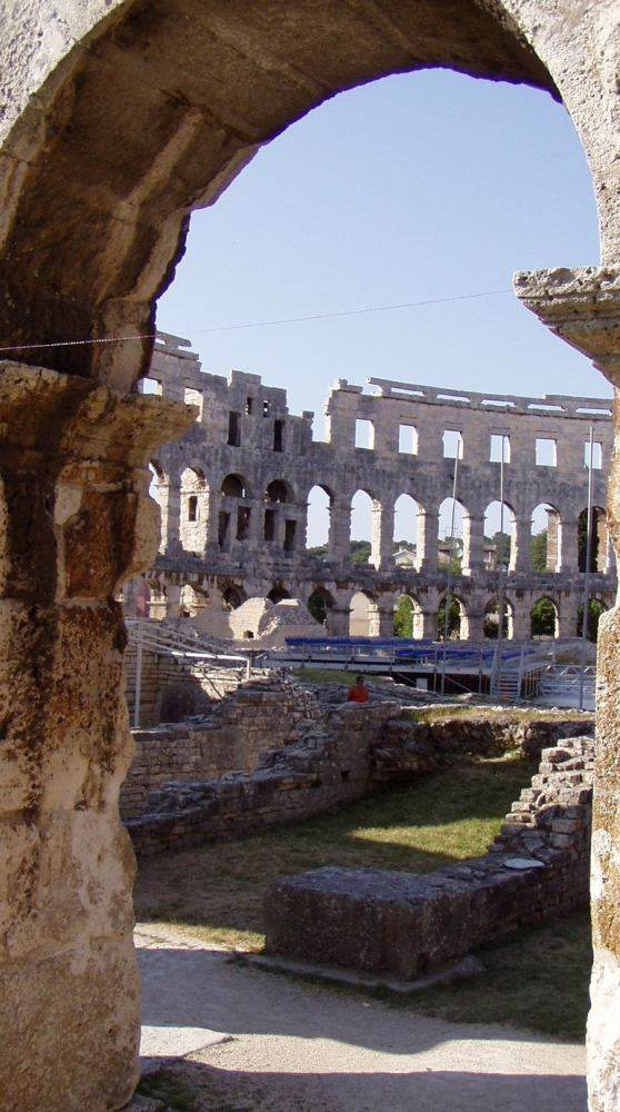 Amphitheater Pula, 2010