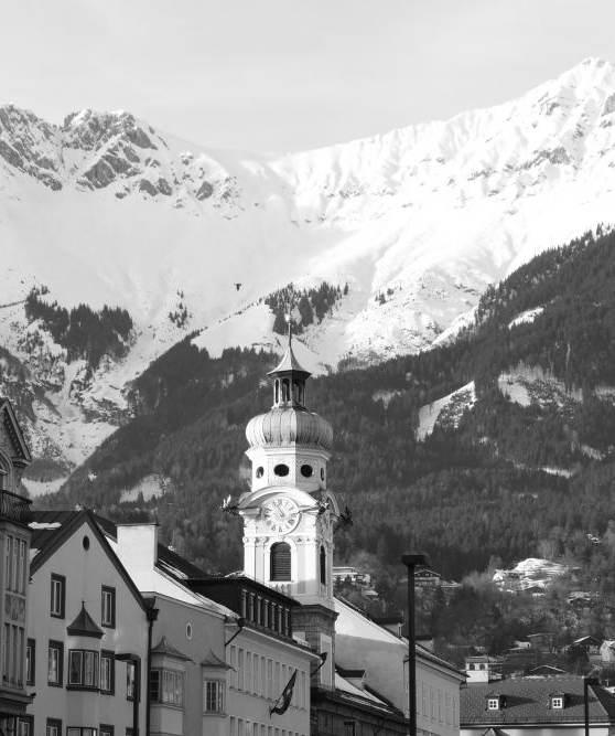 Impressionen Innsbruck