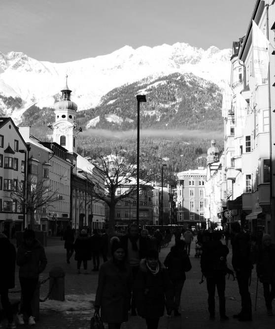 Innsbruck Schneebracht