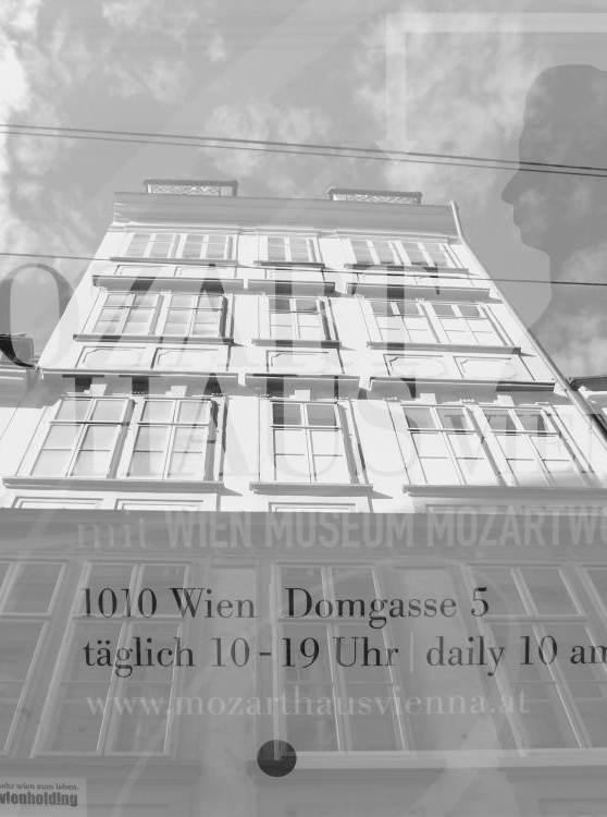 Wien Mozart Wohnung