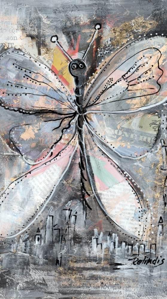 papillon urbain