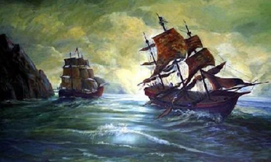 Fregatte Poseidon