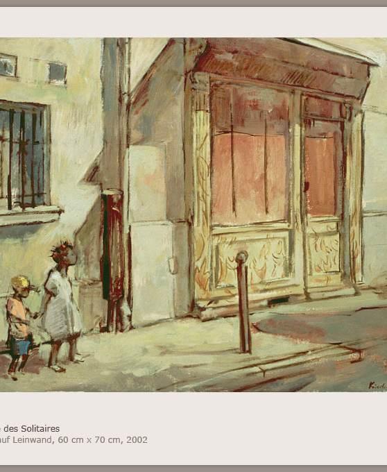Rue des Solitarires