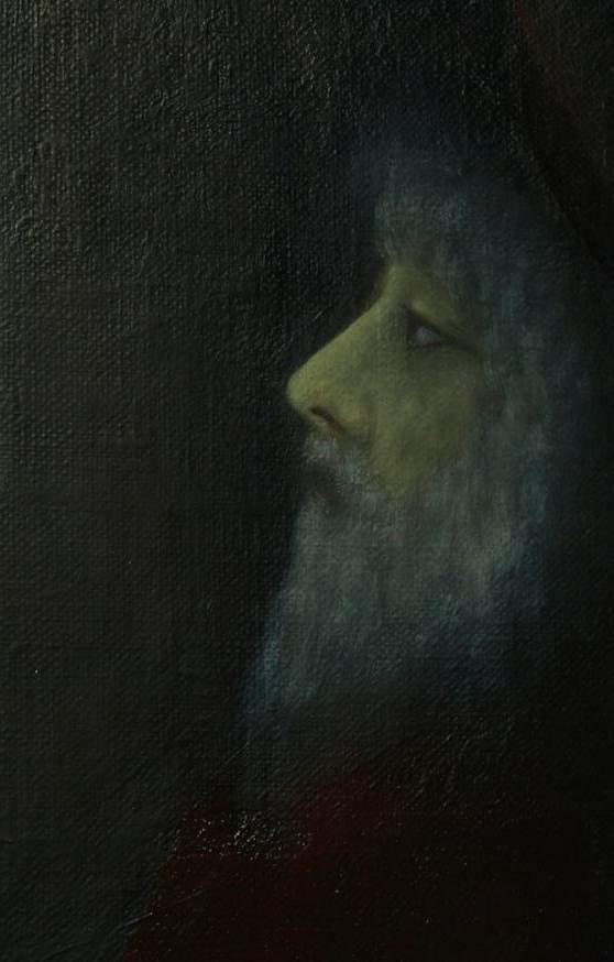 Der Tod als Freund (Detail)