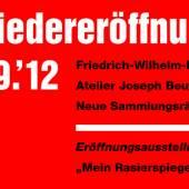 9.9.12: Atelier von Joseph Beuys wird Teil des Museum Kurhaus Klev