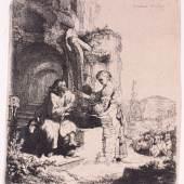 Los-Nr. 475 Rembrandt van Rijn (1606 – 1669)