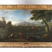 4216 • Jan Frans van Bloemen, attr., Arkadische Sommerlandschaft • Limit: 18000.00€