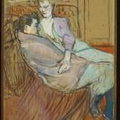 Henri de Toulouse - Lautrec Zwei Freundinnen , 1894 Tate, London © Tate, London, 2013