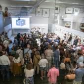 Rund 2.000 Besucher_innen kamen zur Veranstaltung 180 Jahre Fotografie ins WestLicht Foto: Patricia Riener
