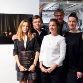 v.l.: Judith Reisinger (WestLicht), Mads Nissen, Anaïs Conijn, Peter Coeln, Rebekka Reuter, Fabian Knierim (WestLicht)