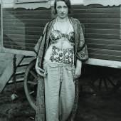 August Sander Zirkusartistin 1926‒1932