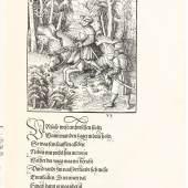 Pfintzing, M. Die geuerlicheiten und einsteils der geschichten des loblichen streytparen und hochberümbten helds und Ritters herr Tewrdannckhs. Nürnberg, J. Schönsperger aus Augsburg, (1517). Fol. (37:26 cm).