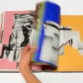 Katharina Gaenssler HD (Turm) D LC, 2013 Buchobjekt, 35 × 25 × 3,5 cm 248 Fotografien, 252 Seiten