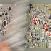 Katharina Gaenssler Bauhaus Staircase, 2015 Buchobjekt, 50,5 × 38,5 × 2,3 cm 10177 Fotografien