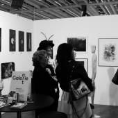 Vernissage: 23. ART Innsbruck 2019 (c) findART.cc Foto frei von Rechten.