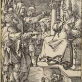 Albrecht Dürer, Christus vor Kaiphas, 1509-11