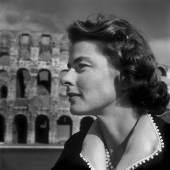 Lennart Nilsson, Ingrid Bergman, Rom 1950 © Lennart Nilsson / TT News Agency
