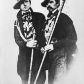 Die Brüder Schlagintweit © DAV Alpines Museum