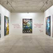 Krinzinger Jonathan Meese Ausstellungsansicht