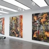 Korakrit Arunanondchai, History Painting (Poetry Floor 1,2,3), 2016 Courtesy of the artist and C L E A R I N G New York/Brussels, Museion Passage 2016. Foto Luca Meneghel