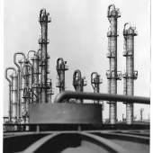Rudolf Holtappel, Destillationskolonnen, 1971 © LVR-Industriemuseum