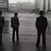 Frank Gaudlitz: Platz der Revolution, Moskau, Mai 1989, Silbergelatineabzug, © Frank Gaudlitz