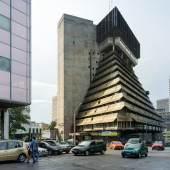 La Pyramide, Abidjan (Côte d'Ivoire), von/by Rinaldo Olivieri, 1973, Foto/photo:© Iwan Baan