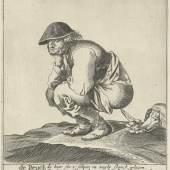 Pieter Jansz. Quast, De Reuk, 1615-1647  Druck, 152 x 125 mm Rijksmuseum, Amsterdam © Foto: Rijksmuseum, Amsterdam