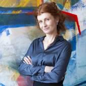 Martina Stock Portrait Foto: Magdalena Lepka 2021, © Bildrecht Wien 2021