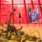 Ausstellungsansicht, Museion 2016. Foto Luca Meneghel