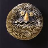 Pascal Désir Maisonneuve, Le Tartare, entre 1937 et 1938, Assemblage of various Shells, 18x17x12 cm, Photo Claude Bornand, AN, Collection de l'Art Brut, Lausanne: ©