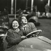 Paris, 1952 © Robert Frank . Courtesy Sammlung der Fotostif- tung Schweiz, Winterthur