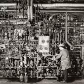 Carl August Stachelscheid, Oxo – Technikum, Ruhrchemie AG, um 1968 © LVR-Industriemuseum