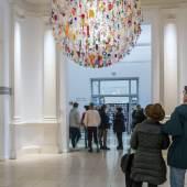 Museum für Kunst und Gewerbe Hamburg Foyer Foto: Henning Rogge