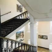 Impressionen aus den Ausstellungsräumen: Christopher Lehmpfuhl