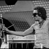 Erster Konzertauftritt von Miles Davis am Montreux Jazzfestival, 1973. © Schweizerisches Nationalmuseum / ASL