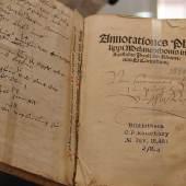 Lutherbibel im Schloss Esterházy