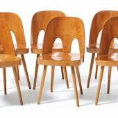 Oswald Haerdtl: Sechs Esszimmerstühle