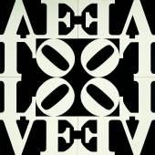 Robert Indiana Love Rising, 1968 Acryl auf Leinwand 370 x 370 cm mumok museum moderner kunst stiftung ludwig wien, Leihgabe der Österreichischen Ludwig Stiftung Foto: mumok © VBK Wien, 2012
