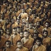Tibetans, Buddhist Monks, Ganden Monastery Tibet 2011 © Jimmy Nelson Pictures B.V.