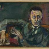 René Magritte La voix du sang, 1959 Öl auf Leinwand / Oil on canvas, 116,5 x 89,5 x 2 cm Museum moderner Kunst Stiftung Ludwig Wien, erworben / acquired in 1960 © Bildrecht Wien Photo: mumok