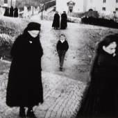MARIO GIACOMETTI  Aus der Serie: Scanno Italien, Scanno, 1959