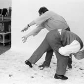 Dieter Roth und Arnulf Rainer, Misch- und Trennkunst 1974 © Fotosammlung OstLicht