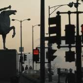 René Burri, Chicago, Illinois, USA, 1971, © René Burri / Magnum Photos