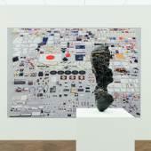 Christian Kosmas Mayer: Ausstellungsansicht Poetiken des Materials | Exhibition view The Poetics of the Material