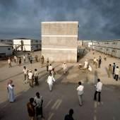 René Burri, Insel Das, Vereinigte Arabische Emirate, 1976, © René Burri / Magnum Photos
